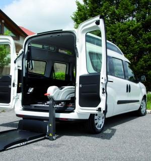 Fiat Doblò XL Trasporto Disabili
