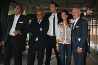 """Giusy Versace alla """"Domenica Sportiva"""""""
