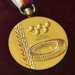 medaglia paralimpica