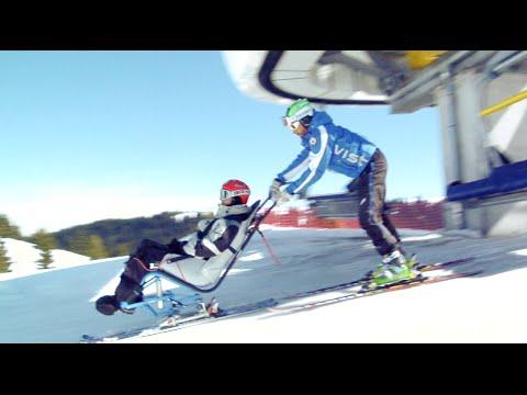 Sciare con la SLA