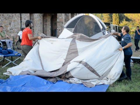 Campeggio per disabili