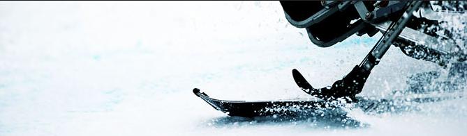 Sci alpino disabili