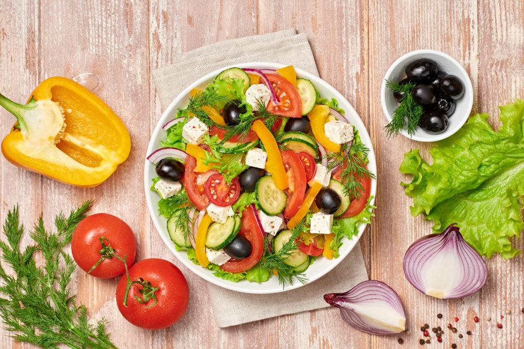 dieta per anemia mediterranea