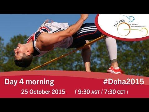 Mondiali di Doha giorno 4 mattina – L'ora di Carmen Acunto!
