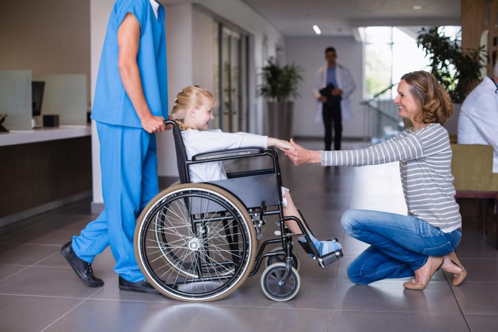 visita medica per invalidità civile per minorenni