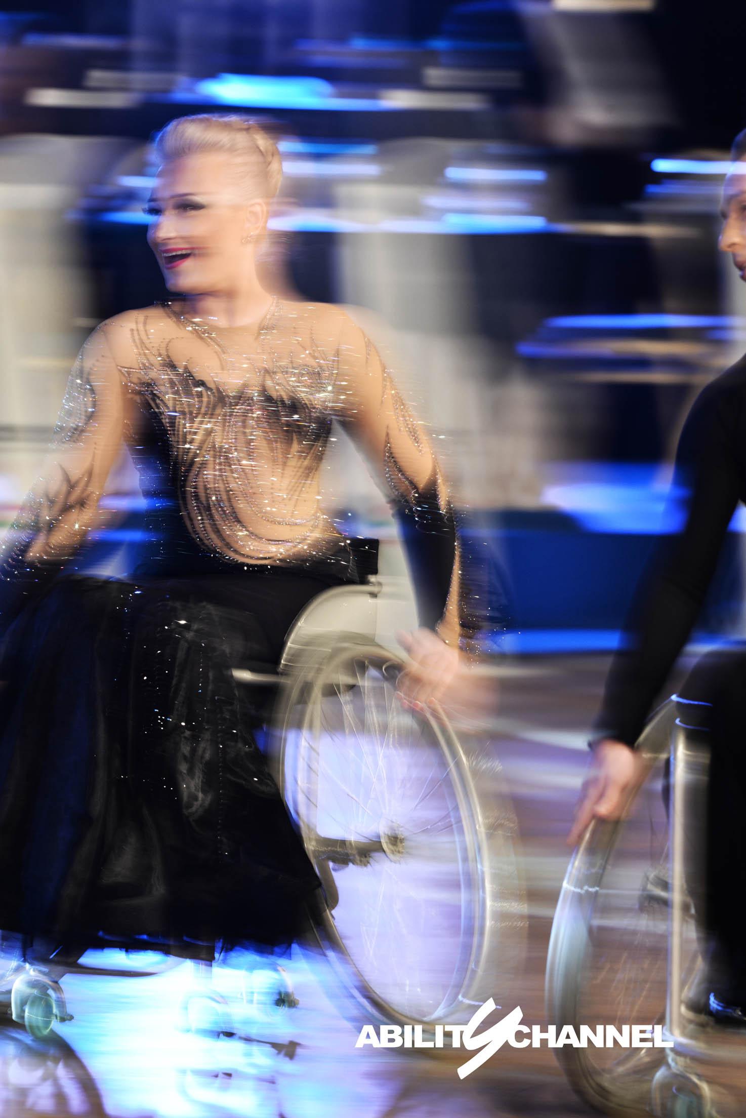 Danza in carrozzina