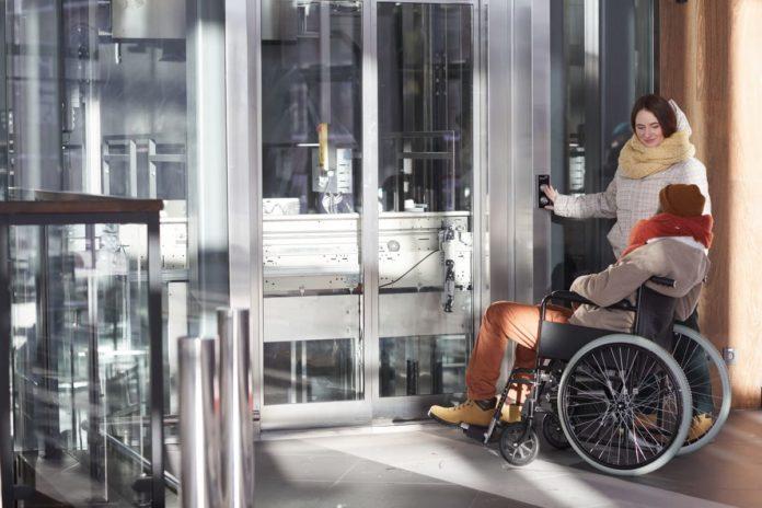normativa ascensori per disabili