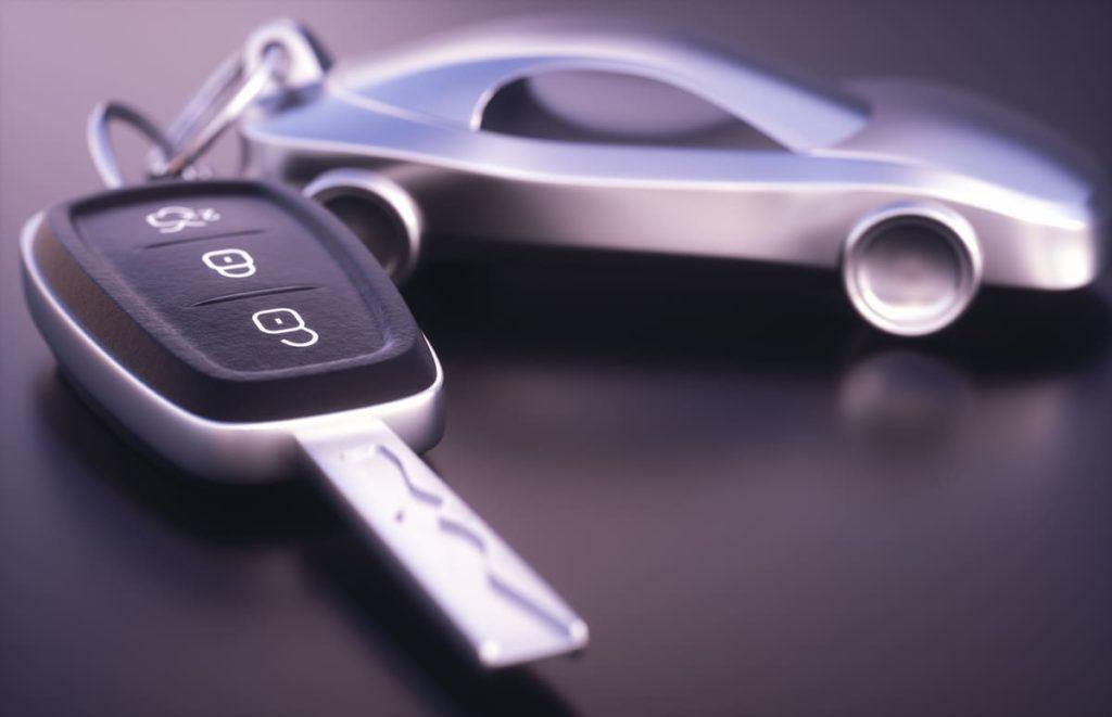 chiavi di auto acquistata con legge 104
