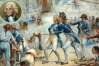 Horatio Nelson, l'ammiraglio senza un braccio più famoso di sempre