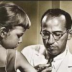 Jonas Salk vaccino poliomielite
