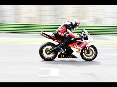 Paul Garrett – Un paraplegico in moto!