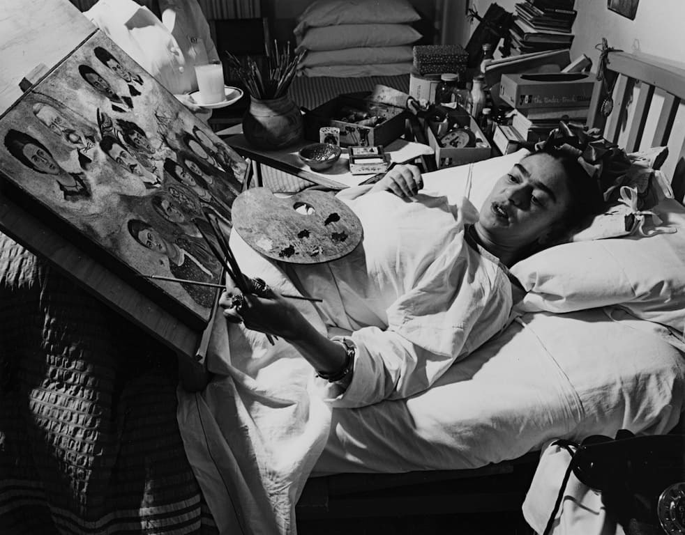 l'incidente di frida kahlo