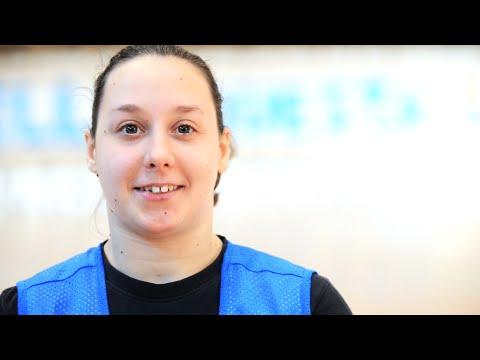 Un'archeologa nel basket: Laura Morato