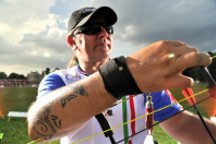 Simonelli a Las Vegas per i World Archery Awards!