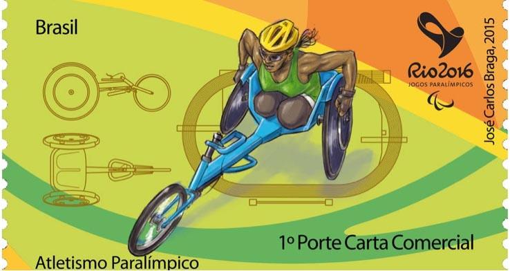 francobolli paralimpici