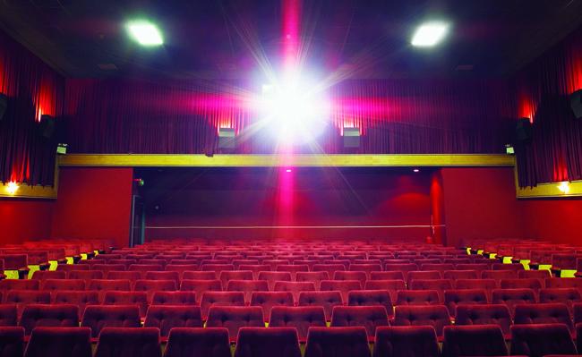 Il cinema...accessibile