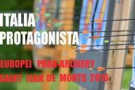 Europei Para-archery…l'Italia protagonista!