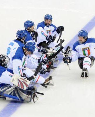 Ice Sledge Hockey anteprima