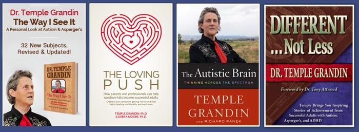Temple Grandin libri