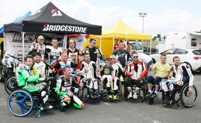 I piloti del PMR Bridgestone Cup
