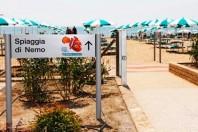 Nemo, la spiaggia totalmente inclusiva