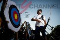 Arcieri a Rio, dritti nel segno