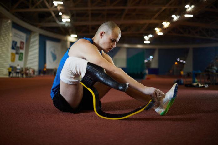 categorie delle paralimpiadi