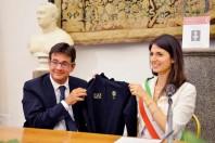 Roma, la Delegazione Italiana Paralimpica incontra la Sindaca Raggi