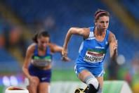 Ultimo giorno di gare, le competizioni dell'atletica leggera