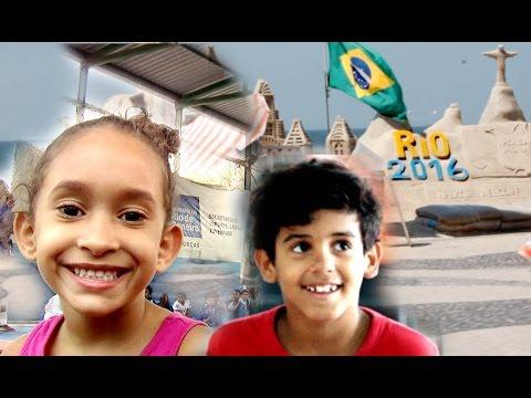 La Paralimpiade e la Favela