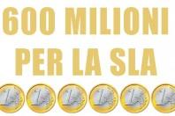 SLA: 6000 persone per 600 milioni