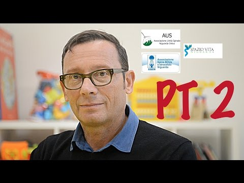 Psicologia e Spina Bifida, il Percorso terapeutico – Dott. Paolo Gelli