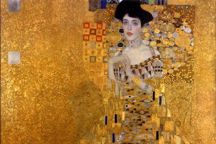 il quadro di Adele Bloch-Bauer