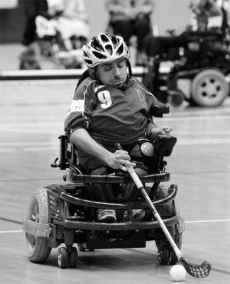 wheelchair hockey bn 5