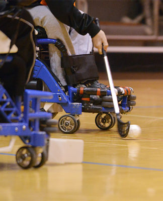 Wheelchair Hockey 1