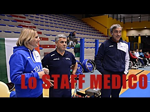 Europei FIPIC Under 22 Lignano Sabbiadoro – Lo Staff Medico