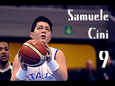 Italia Under 22 WheelChair Basket – Samuele Cini