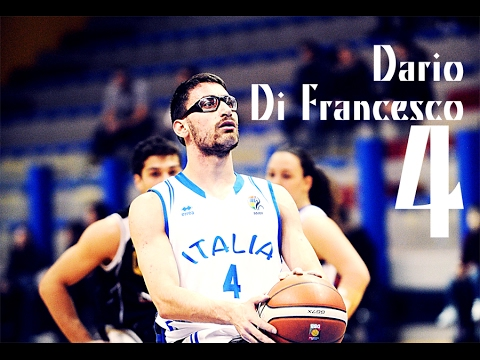 Italia Under 22 Wheelchair Basket – Dario Di Francesco