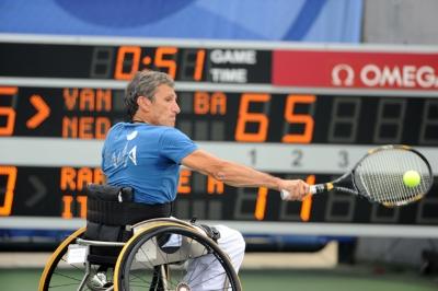 Tennis in Carrozzina: Le Regole