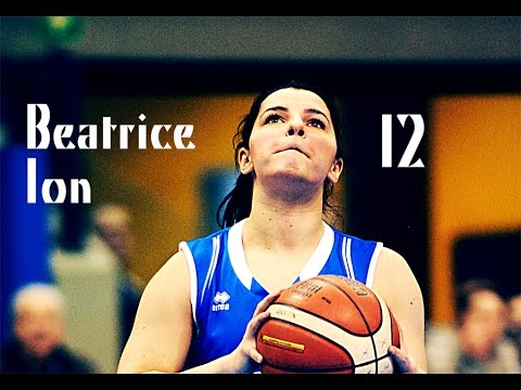 Italia Under 22 WheelChair Basket – Beatrice Ion