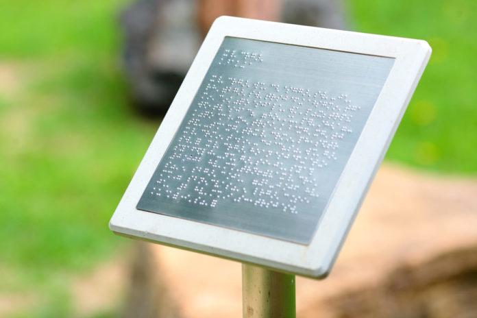 la storia del codice braille