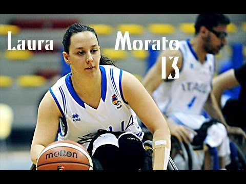 Italia Under 22 Wheelchair Basket – Laura Morato
