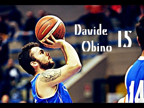 Italia Under 22 Wheelchair Basket – Davide Obino