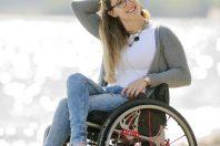 Jeans,anche per disabili, il pantalone salva outfit