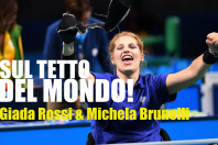Giada Rossi e Michela Brunelli sul TETTO DEL MONDO!