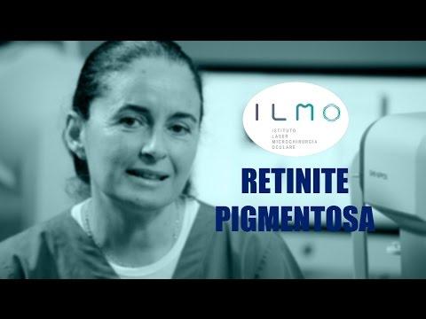 ILMO – Retinite pigmentosa – Dott.ssa Monica Luisa Marini