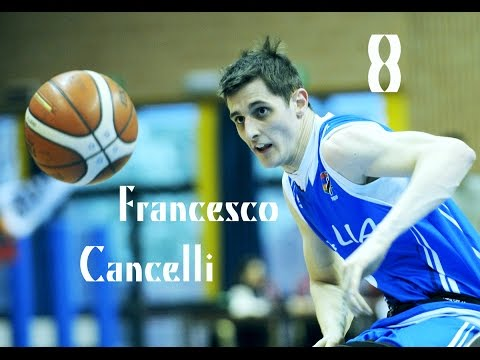 Italia Under 22 WheelChair Basket – Francesco Cancelli