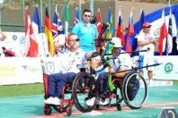 Para-Archery European Cup, Italia prima nel medagliere