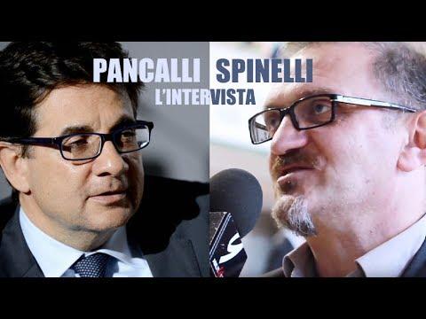 Finali FIWH – Intervista doppia Presidente Pancalli/Presidente Spinelli