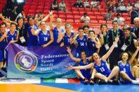 Deaflympics 2017, il medagliere azzurro